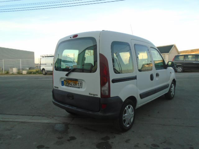 KANGOO 1,5 DCI/80 CH 5 PLACES